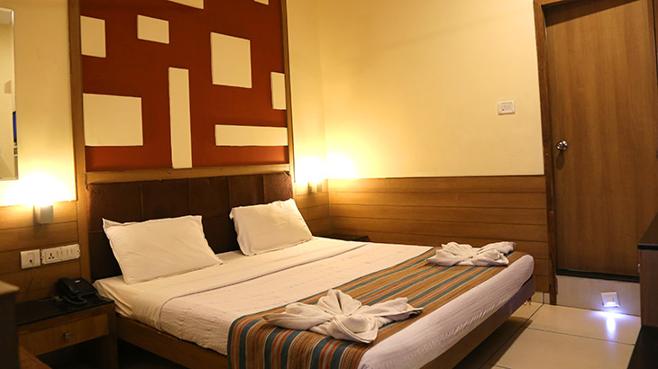 Merlin Tourist Room